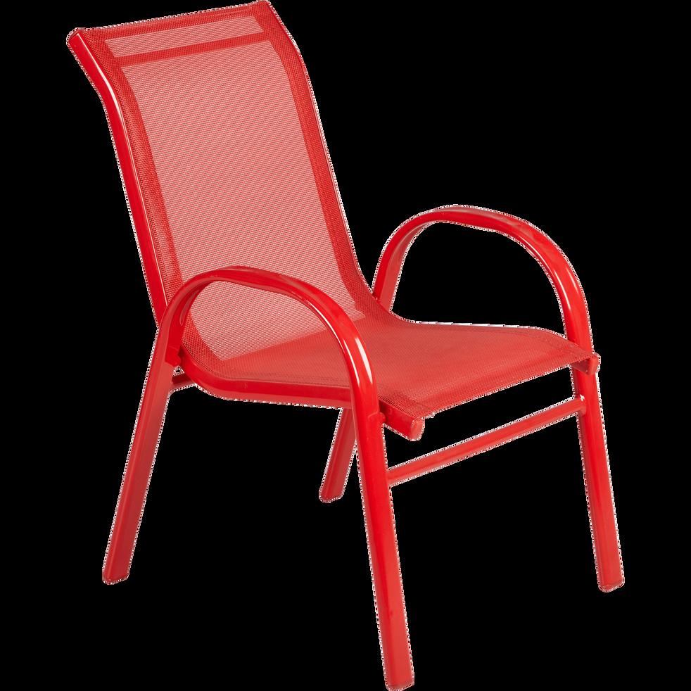 Fauteuil de jardin pour enfant cotia tables et chaises de jardin enfant alinea - Alinea fauteuil jardin ...