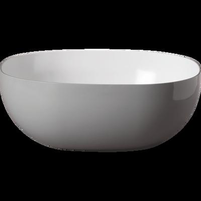 Saladier en mélamine grise 4L-FLASH
