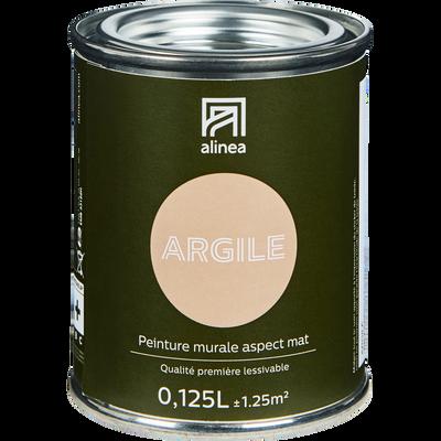 Peinture acrylique mate multi-supports 0.125L rose argile-PEINTURE