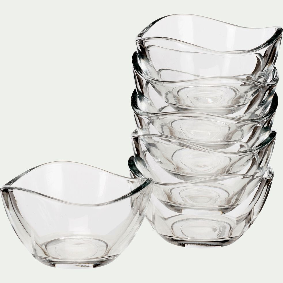 Verrines en verre-Vira