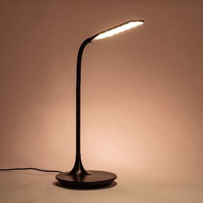 Lampe à poser sensitive avec variateur - noir H67cm-RAFAEL