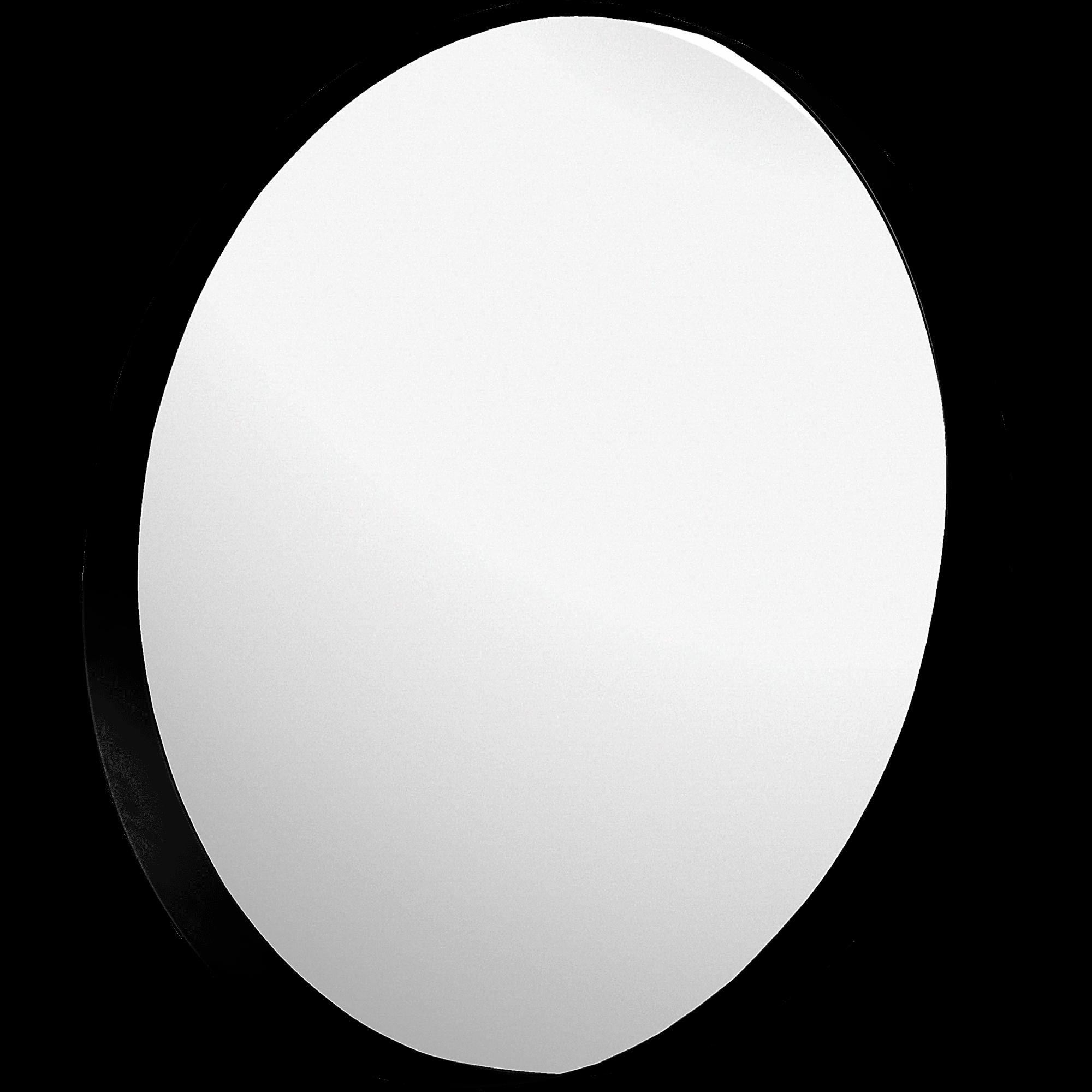 Miroir Rond De Salle De Bains D80cm En Métal époxy KOTA
