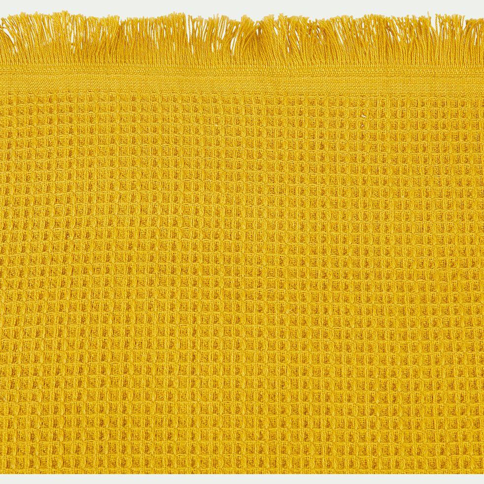 Drap de douche 70x140cm jaune cari-JELENA