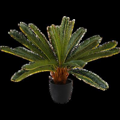 Plante artificielle en pot H72 cm-CYCAS
