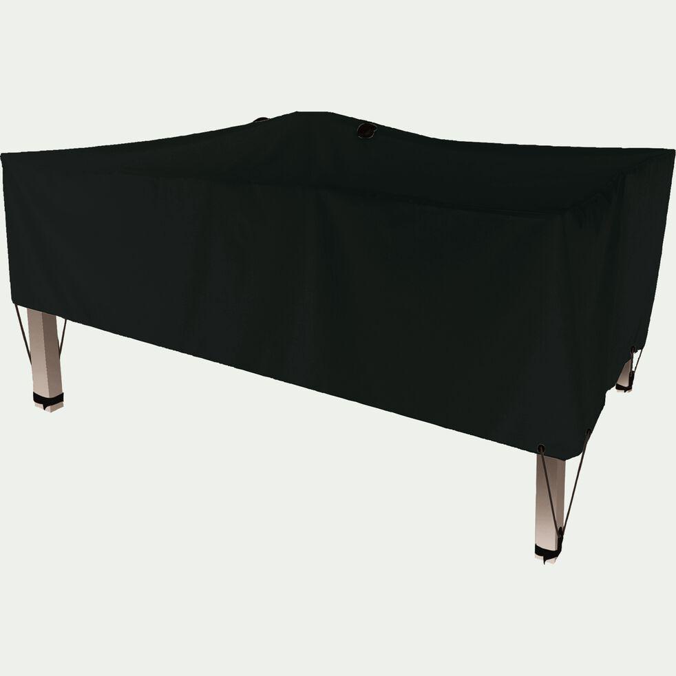Housse de protection pour table - beige alpilles - (L170x110xH60cm)-RIANS
