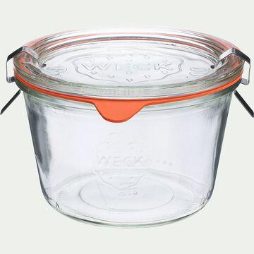 Barquette de 4 bocaux en verre - 370ml-WECK