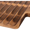 Planche à pain en bois d'acacia-PACAN