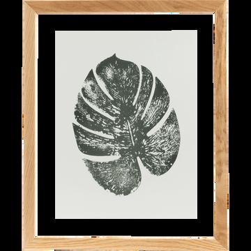 Image encadrée 44x54cm-NATAQUA