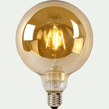 Ampoule décorative D12,5cm culot E27-GLOBE