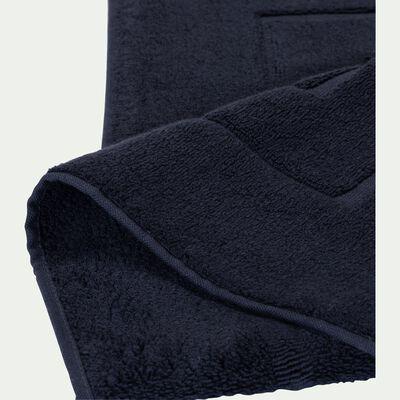 Tapis de bain en coton 50x80cm gris calabrun-AZUR