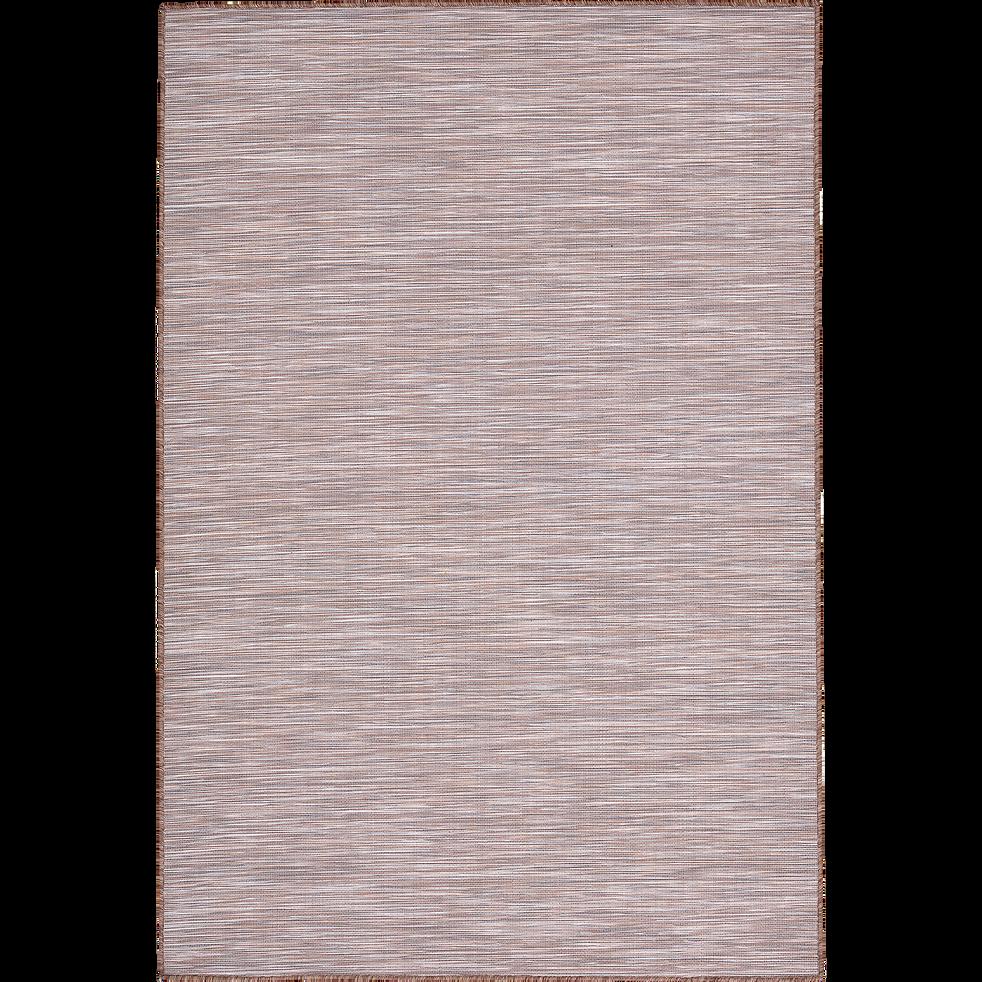Tapis intérieur et extérieur taupe 120x170cm-RAINBOW