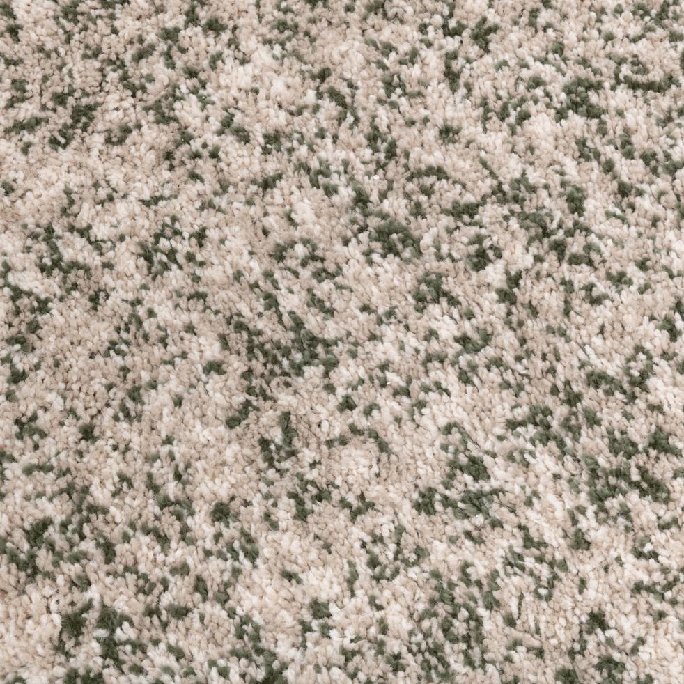 Tapis rectangulaire blanc moucheté 120x170 cm-ANAIS