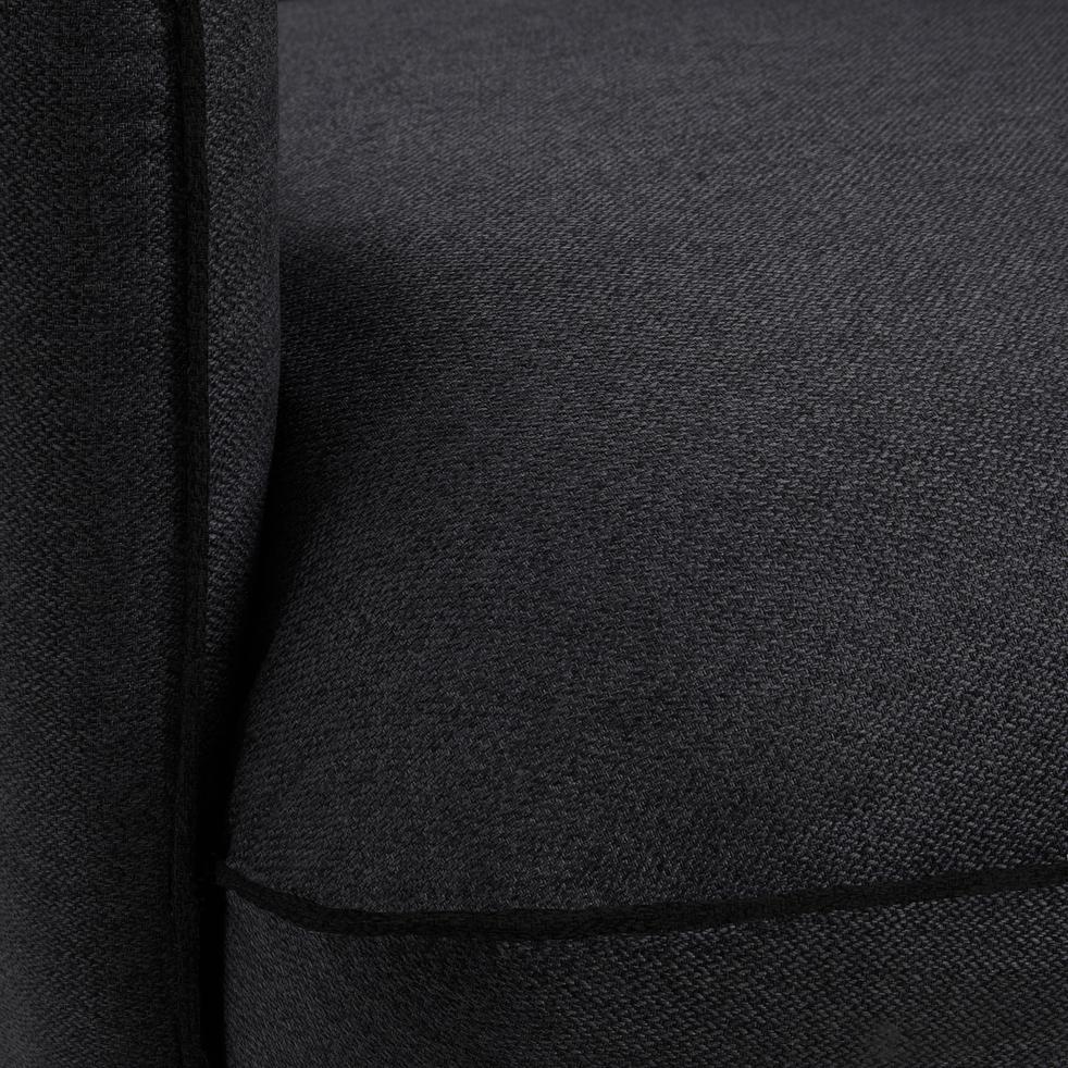 Fauteuil en tissu gris calabrun-SAOU