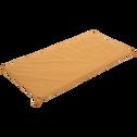 Coussin d'assise pour banc beige nèfle 70x140cm-MATIS