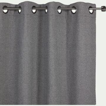 Rideau 140x300cm - gris restanque-CEZE
