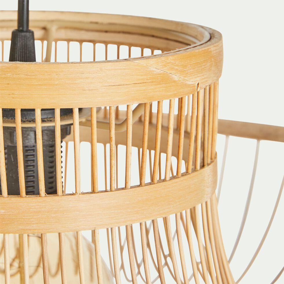 Suspension en bambou D60cm-SUMBAWA
