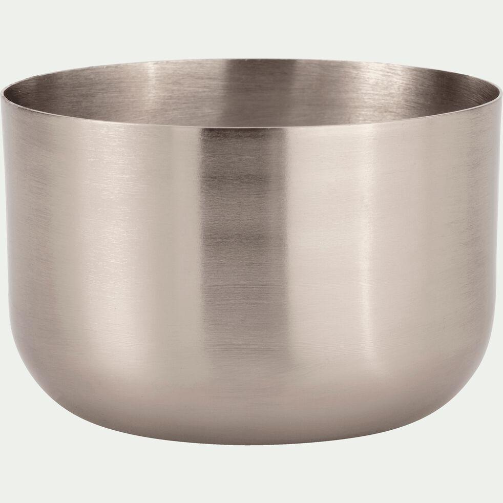 Bougie argentée 375g (plusieurs tailles)-EPSILON