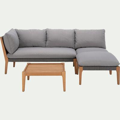 Salon de jardin - mobilier de jardin bois, alu, acier ...
