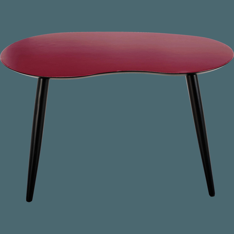 Table Basse Rouge Sumac ECTOT