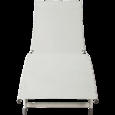 Bain de soleil gris en polyester-VENUS
