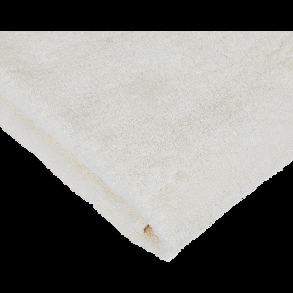 Drap de douche 70x140cm blanc ventoux-AMBIN