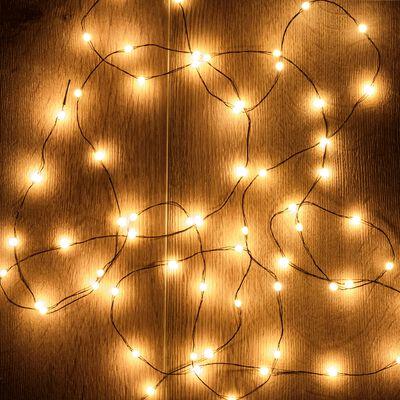 Guirlande électrique - D1xL900cm blanc-PALATI