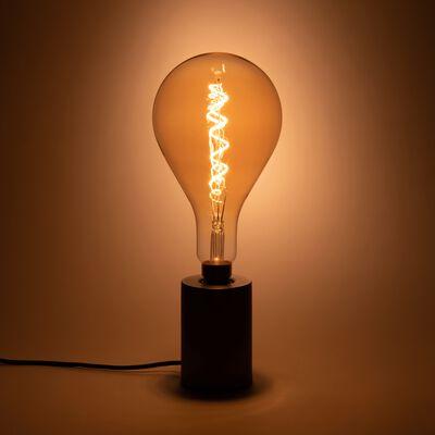 Ampoule LED déco géante ambre D16cm culot E27-GOUTTE