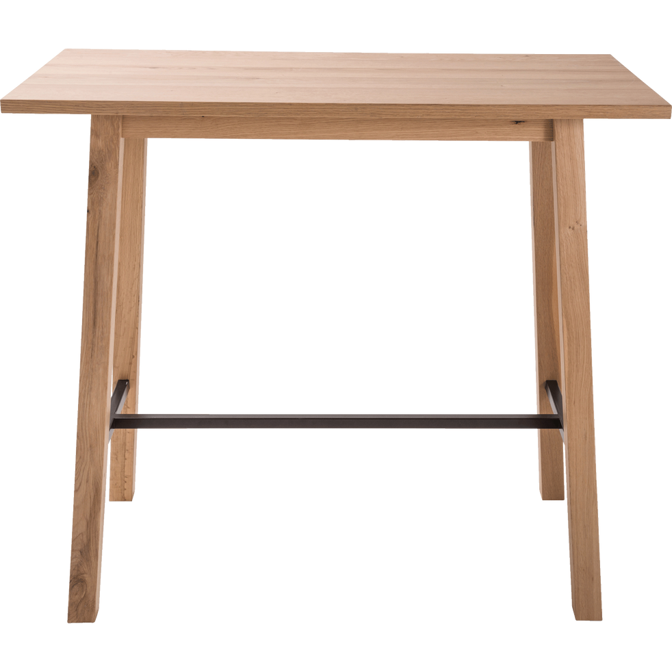 Table haute rectangulaire - L117cm - RITA - tables hautes - Alinea