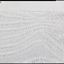 Drap de douche 70x140cm gris-ONDINE