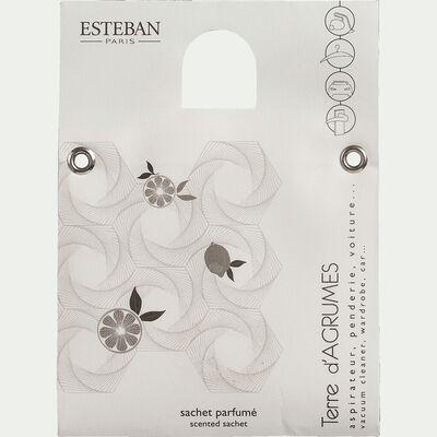 Sachet parfumé terre d'agrumes-AGRUMES