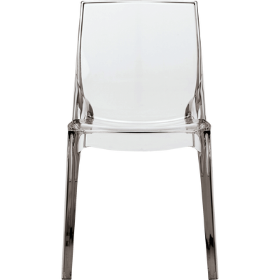 Chaise design transparente-BECCA