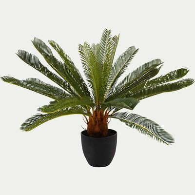 Plante artificielle en pot H72 cm-CYCAS