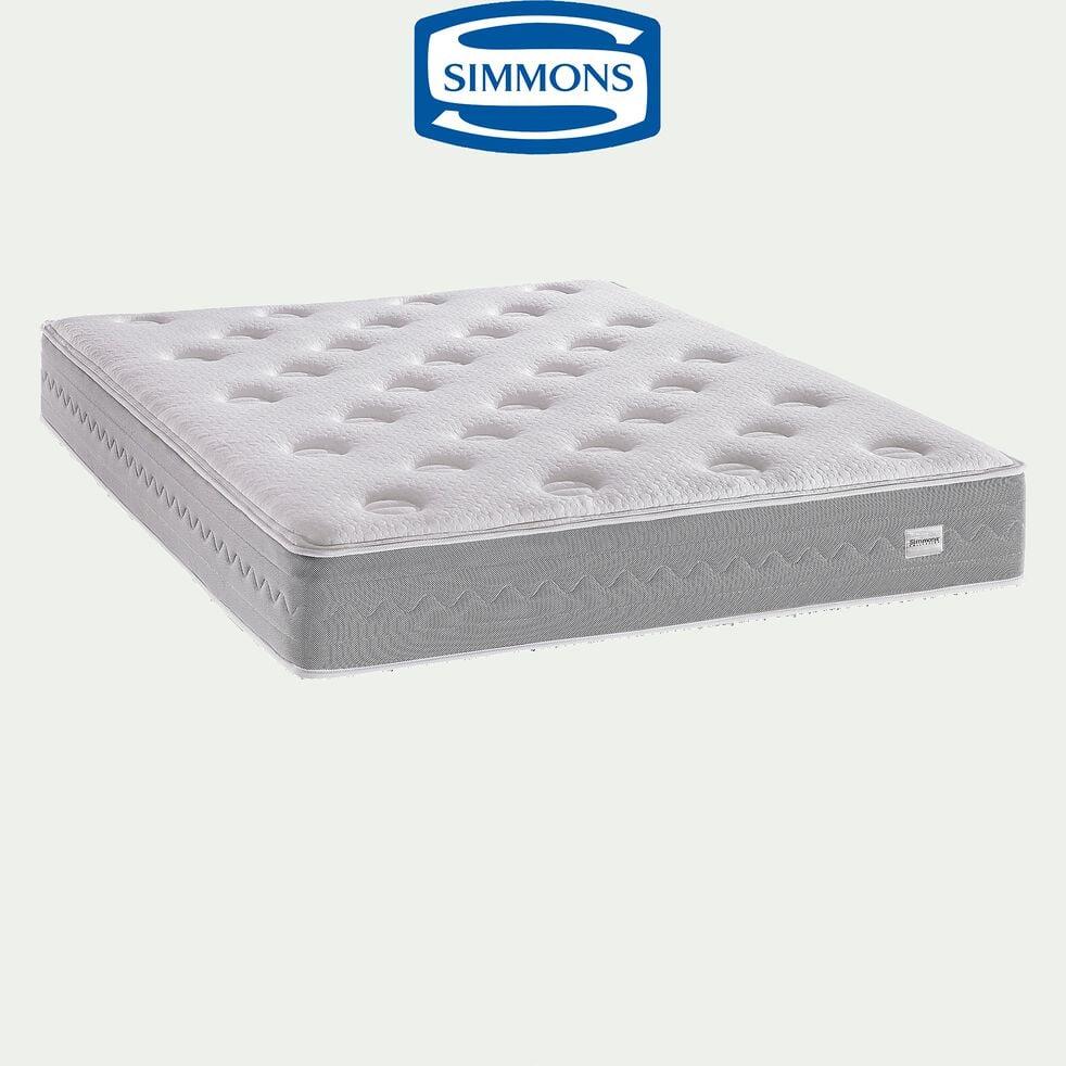 Matelas ressorts Simmons H29cm - 180x200cm-ERIDAN