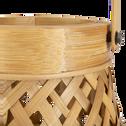 Lanterne en bambou H40cm-Lessa