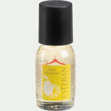 Concentré de parfum senteur Terre d'Agrumes 15ml-TERRE D AGRUMES