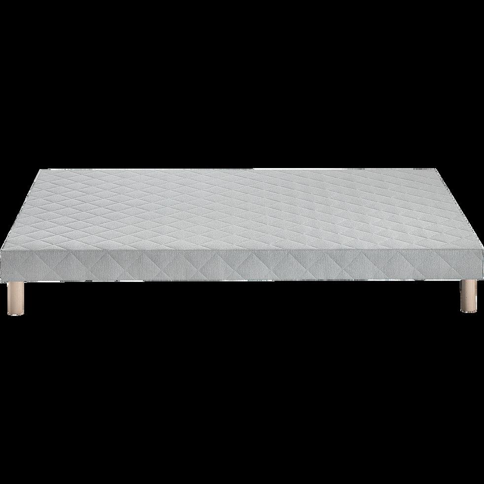 sommier tapissier alinea 14 cm 140x200 cm lumino 140x200 cm la s lection ventes priv es. Black Bedroom Furniture Sets. Home Design Ideas