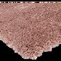 Tapis à poils longs rose - Plusieurs tailles-KRIS