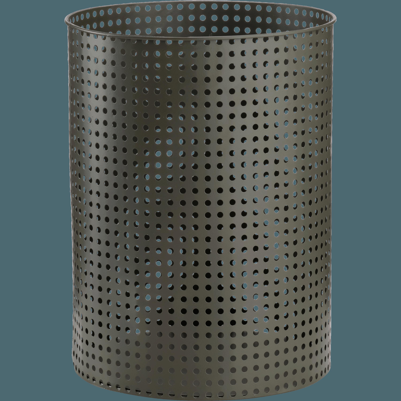 Poubelle De Bureau Verte H32cm BES