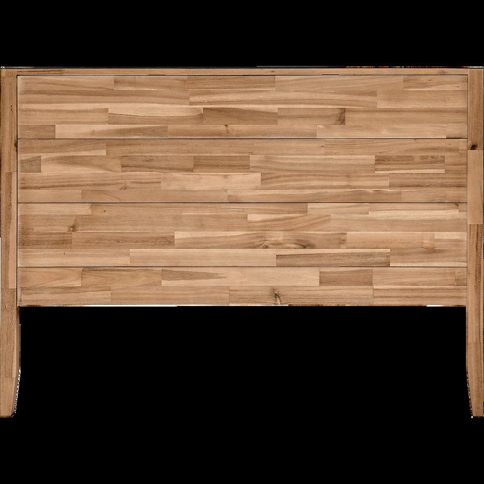 t te de lit acacia pour lit l140 cm gaia l140 cm alinea. Black Bedroom Furniture Sets. Home Design Ideas