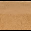 Serviette invité en coton 30x50cm beige nèfle-AZUR