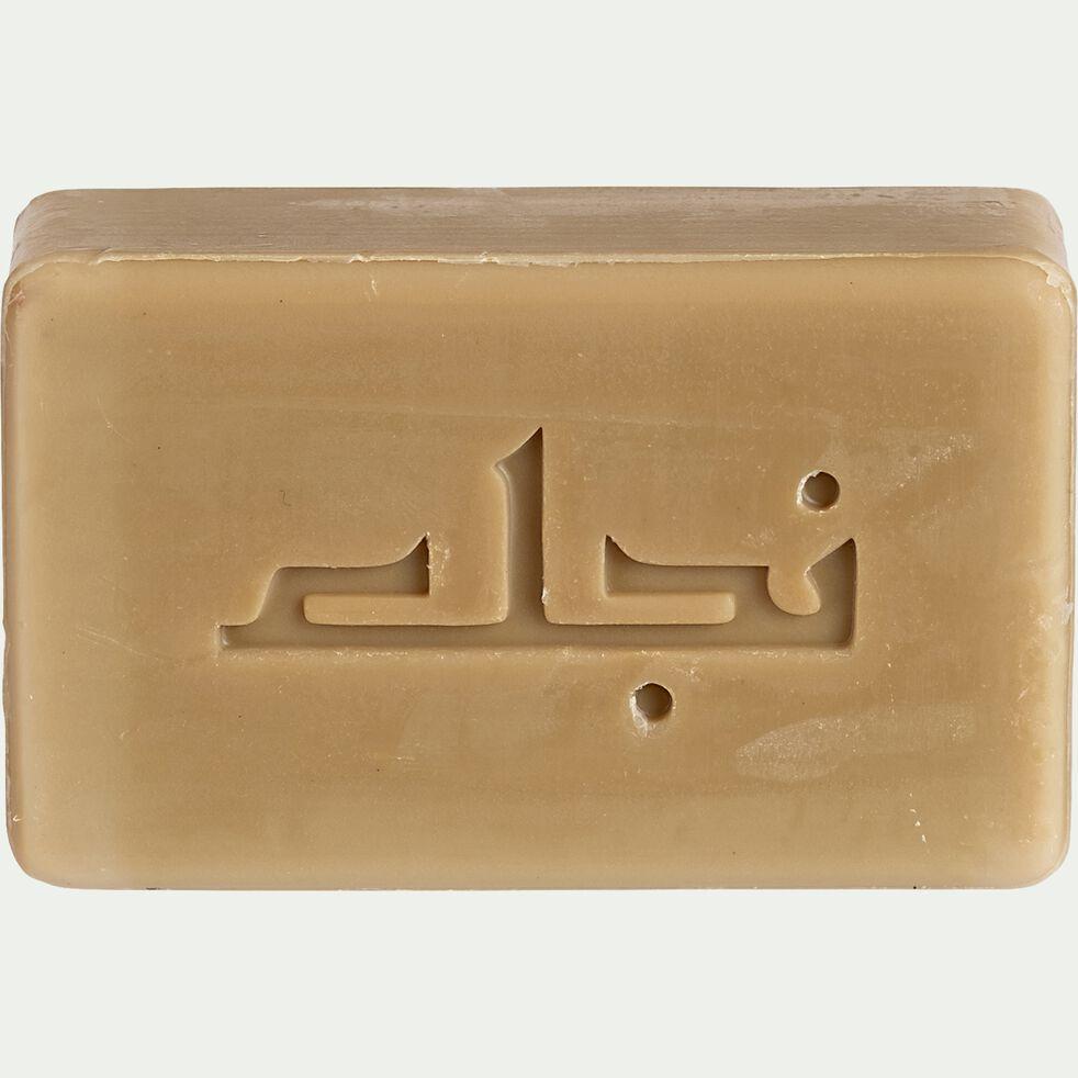 Savon d'Alep miel rectangulaire 100g-Elias