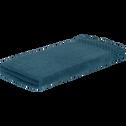 Drap de douche 65x125 cm bleu figuerolles-LYNA