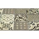 Tapis de cuisine carreaux de ciment 50x120cm en vinyle-VISTACIMEN3