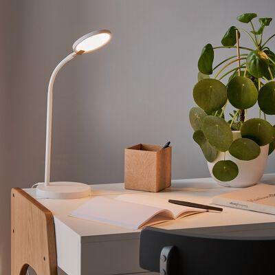 Lampe de bureau avec variateur H31,50cm-SOLAR