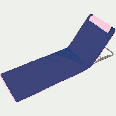 Matelas de plage violet-CELIO