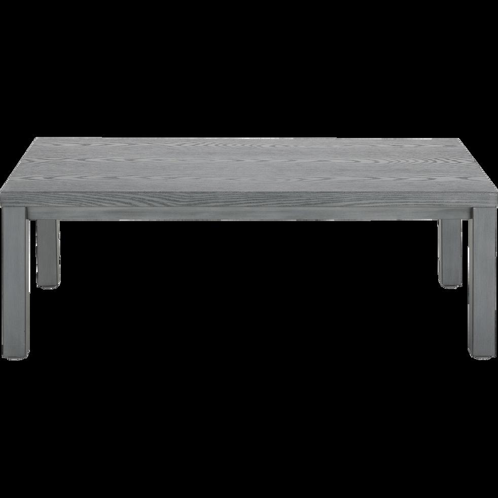 CAGLIARI - Table basse de jardin en aluminium gris