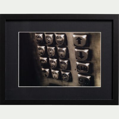 Image encadrée 30x40cm-RENACO