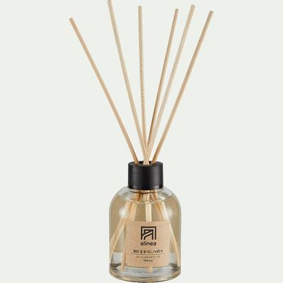 Diffuseur de parfum bois d'Olivier 100ml-BOIS D'OLIVIER