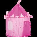 Tente de princesse rose pour enfants-SISSI