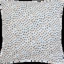Housse de couette en coton 240x220cm et 2 taies d'oreiller-Lea